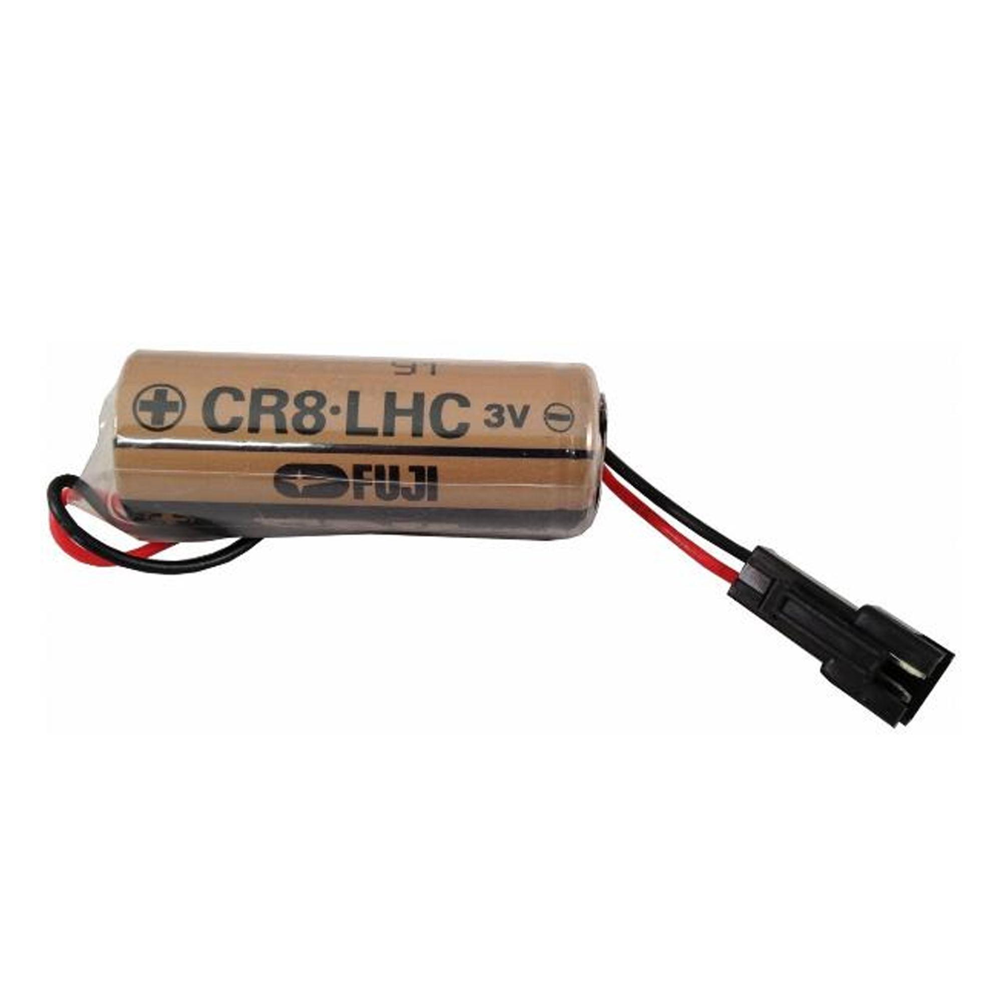 Fuji CR8-LHC Flusher PLC Battery (For Flush-2 Wallingford, Toto ...