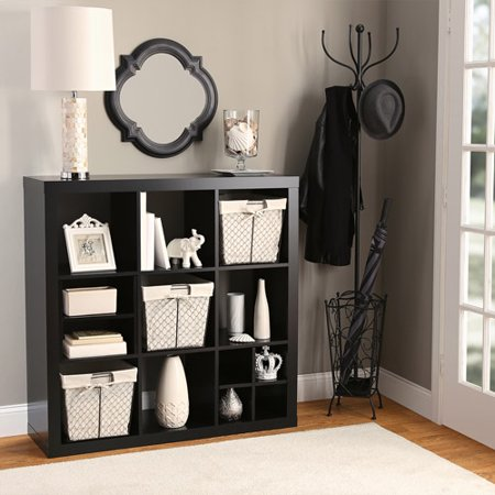 better homes and gardens 9 cube storage organizer multiple colors