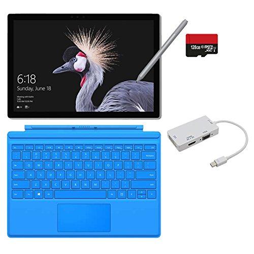 Microsoft 2017 New Surface Pro Bundle (5 Items): Core i7 ...