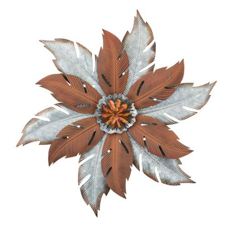 Galvanized Flower - Regal Art  and  Gift 12060 - 29