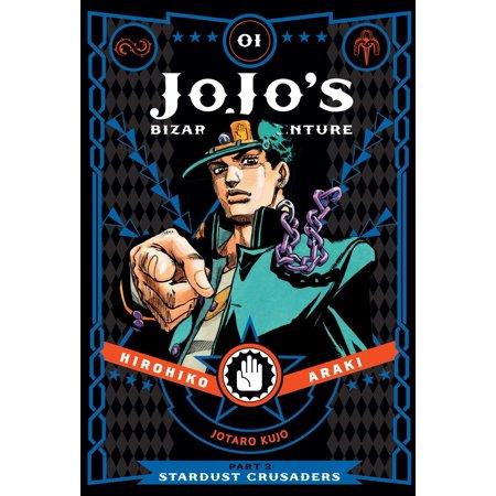 JoJo's Bizarre Adventure: Part 3--Stardust Crusaders, Vol.