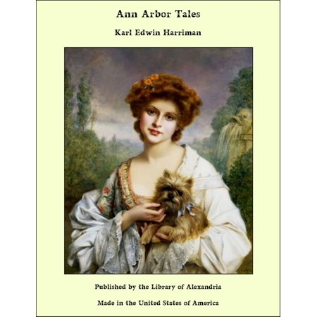 Ann Arbor Tales - eBook