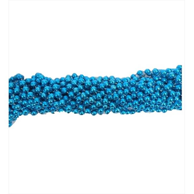 Funny Party Hats ab428 A Dozen Light Blue Beads