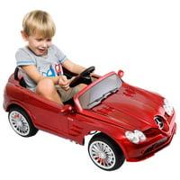 Goplus Mercedes Benz R199 12V Electric Kids Ride On Car Licensed MP3 RC Remote Control