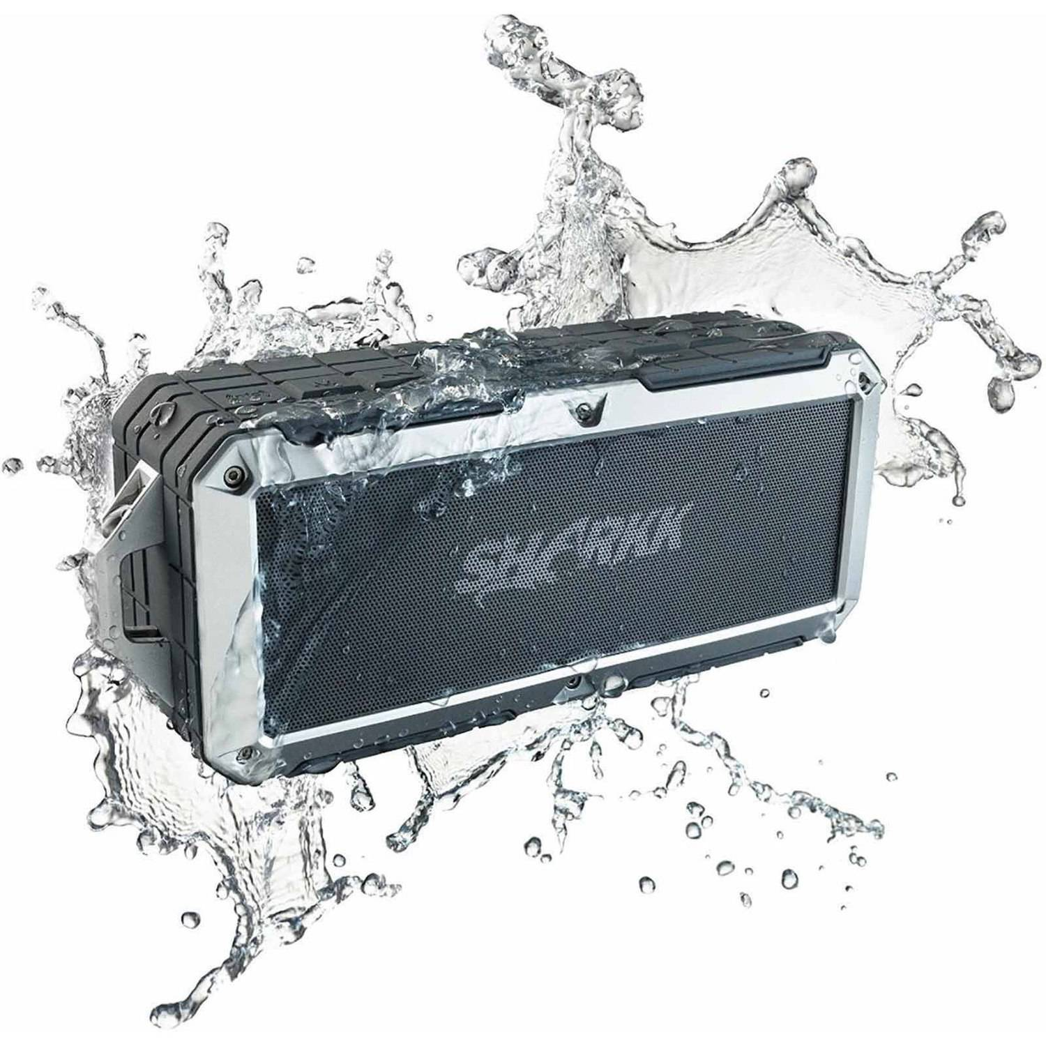 SHARKK 2o 8W Waterproof Portable Wireless Bluetooth Speaker