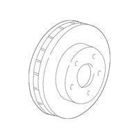 Genuine OE GM Rotor 15942195