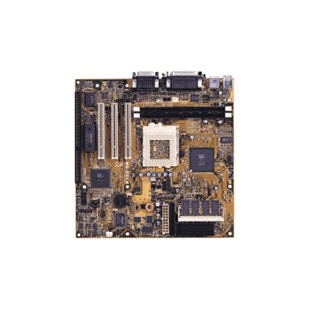 Asus ME-99VMSupports Socket 370 Processors 300~500+MHz 100MHz System Bus , SiS 620 chipset, 2x 168-pin DIMMs Sockets, 3 PCI, 1 ISA, Micro ATX form factor. Motherboard only. No manual. No (Pci Bus 3 Device 1 Function 3)