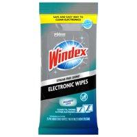 Windex Electronics Wipes, 25 ct