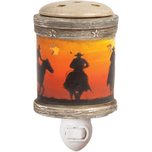 ScentSationals Western Cowboy Plug-In Warmer
