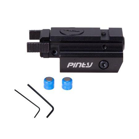 - Mini Red Dot Sight Standard 20mm Weaver Picatinny Mount Rails For Pistol