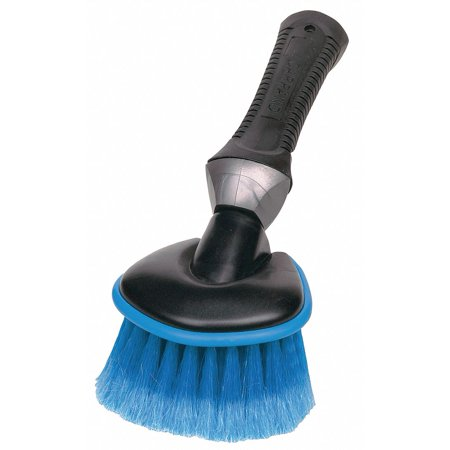 - Carrand 92025 Grip Tech Deluxe Super Soft Car Wash Brush with Flagged Bristles