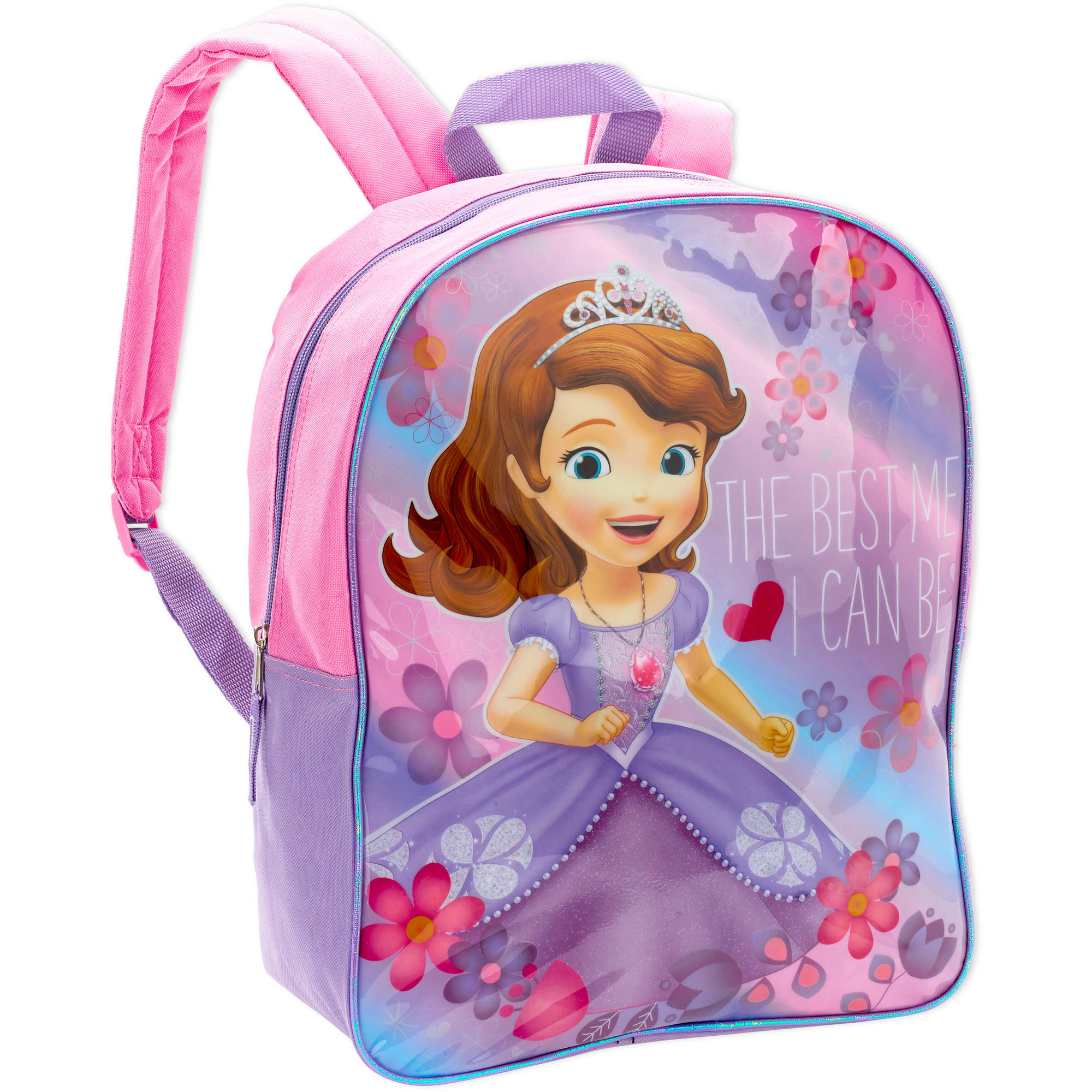 "15"" Disney Sofia the First OPP Backpack"