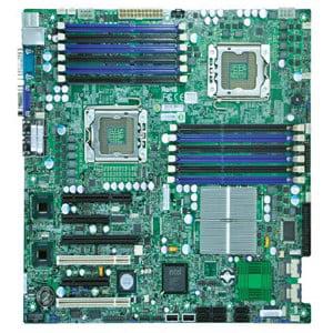 Supermicro X8DTI-LN4F-B Dual LGA1366 Xeon/ Intel 5520/ DDR3/ V&4GbE/ EATX Server Motherboard
