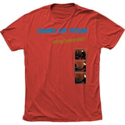Gang Of Four Post Punk Band Entertainment! Adult Tri-Blend Jersey T-Shirt Tee