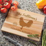 Personalized Country Kitchen Cutting Board