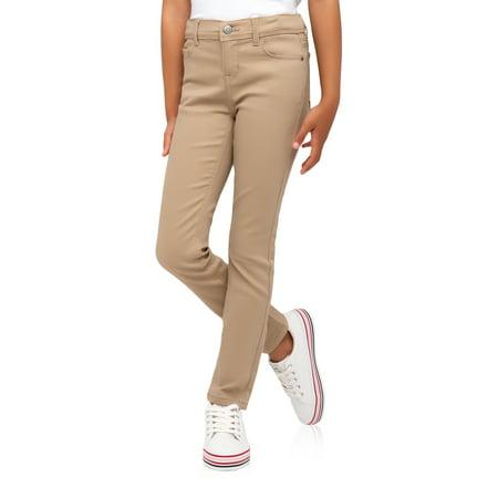 Jordache Girls Skinny Jeans, Slim Sizes 5-18