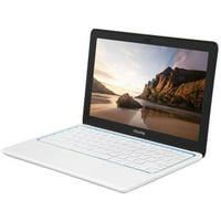"""Refurbished HP Chromebook 11 Samsung Exynos 5250 1.70GHz, 2GB RAM, 16GB eMMC, 11.6"""" IPS UMA, 802.11a/b/g/n, Bluetooth, Webcam, F3X85AA-UVG"""