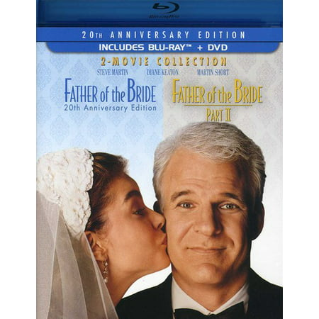 Father Of The Bride  20Th Anniversary Edition   Blu Ray   Dvd