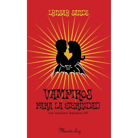 Vampiros para la eternidad (Los hermanos Argeneau 7) - eBook - Vampiros Para Halloween