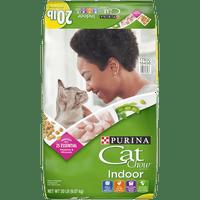 20-lb Purina Cat Chow Indoor Dry Cat Food