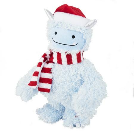 Holiday Time Animatted Stuffed Yeti