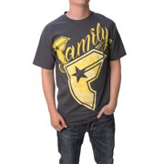 Famous Stars and Straps Men's Wild Pazer Short Sleeve Graphic T-Shirt