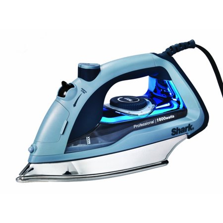 Shark Gi405 1 600 Watts 8 In  Professional Steam Power Iron