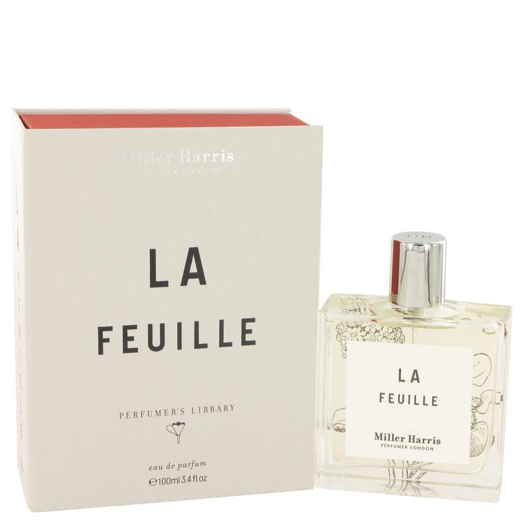 La Feuille by Miller Harris Eau De Parfum Spray 3.4 oz for Women