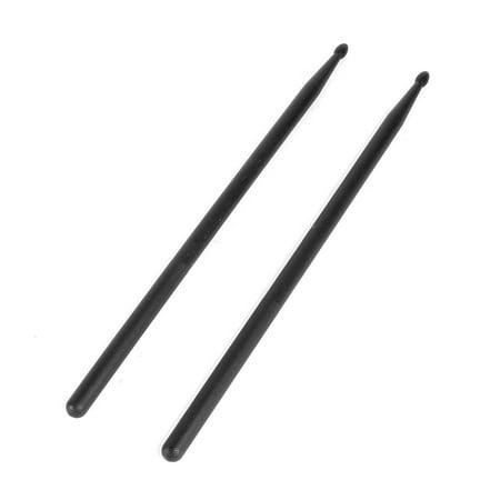 - Unique Bargains Black Plastic Antislip Handle Musical 5A Drum Sticks Drumsticks Pair