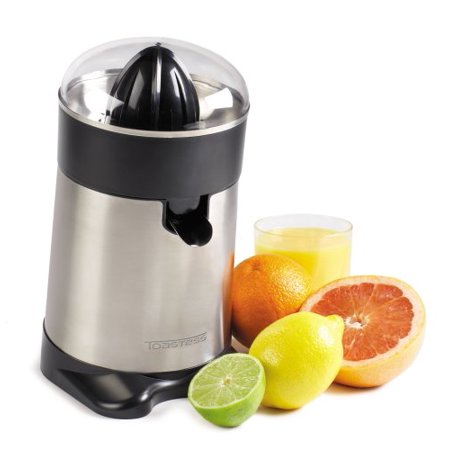 Toastess TCJ-346 Silhouette Stainless-Steel Citrus Juicer