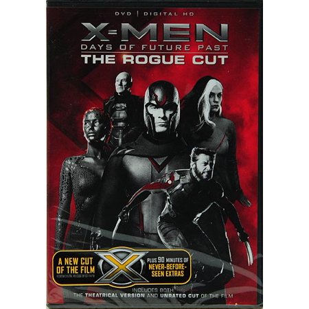 X-Men: Days Of Future Past - The Rogue Cut (DVD) (Rogue Cut From Days Of Future Past)