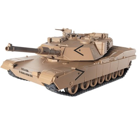 Tank Model Kit (Revell SnapTite MAX 1:35 Abrams M1A1 Tank Plastic Model)
