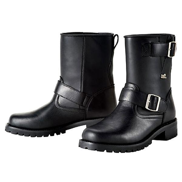 Tourmaster Vintage 2.0 Road Boots Black