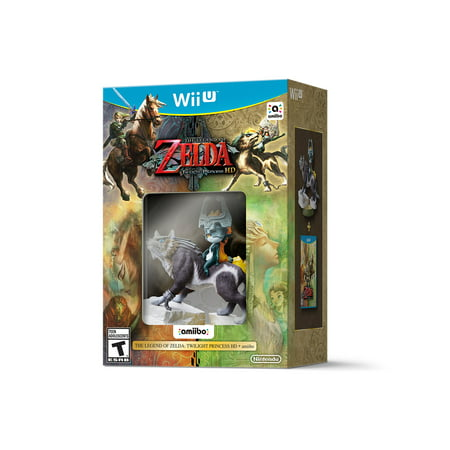 The Legend of Zelda: Twilight Princess HD, Nintendo, Nintendo Wii U,