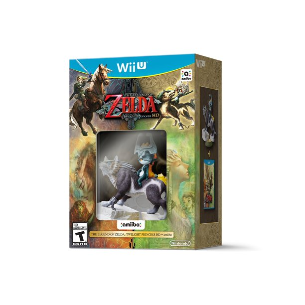 The Legend Of Zelda Twilight Princess Hd Nintendo Nintendo Wii U 045496903763 Walmart Com Walmart Com
