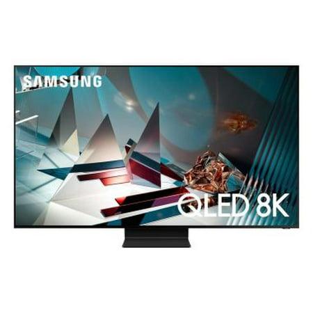 "SAMSUNG 65"" Class 8K Ultra HD (4320P) HDR Smart QLED TV QN65Q800T 2020"