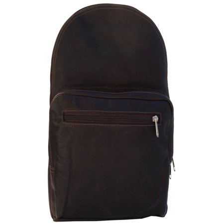 TRADITIONAL BACKPACK (Piel Leather Drawstring Backpack)