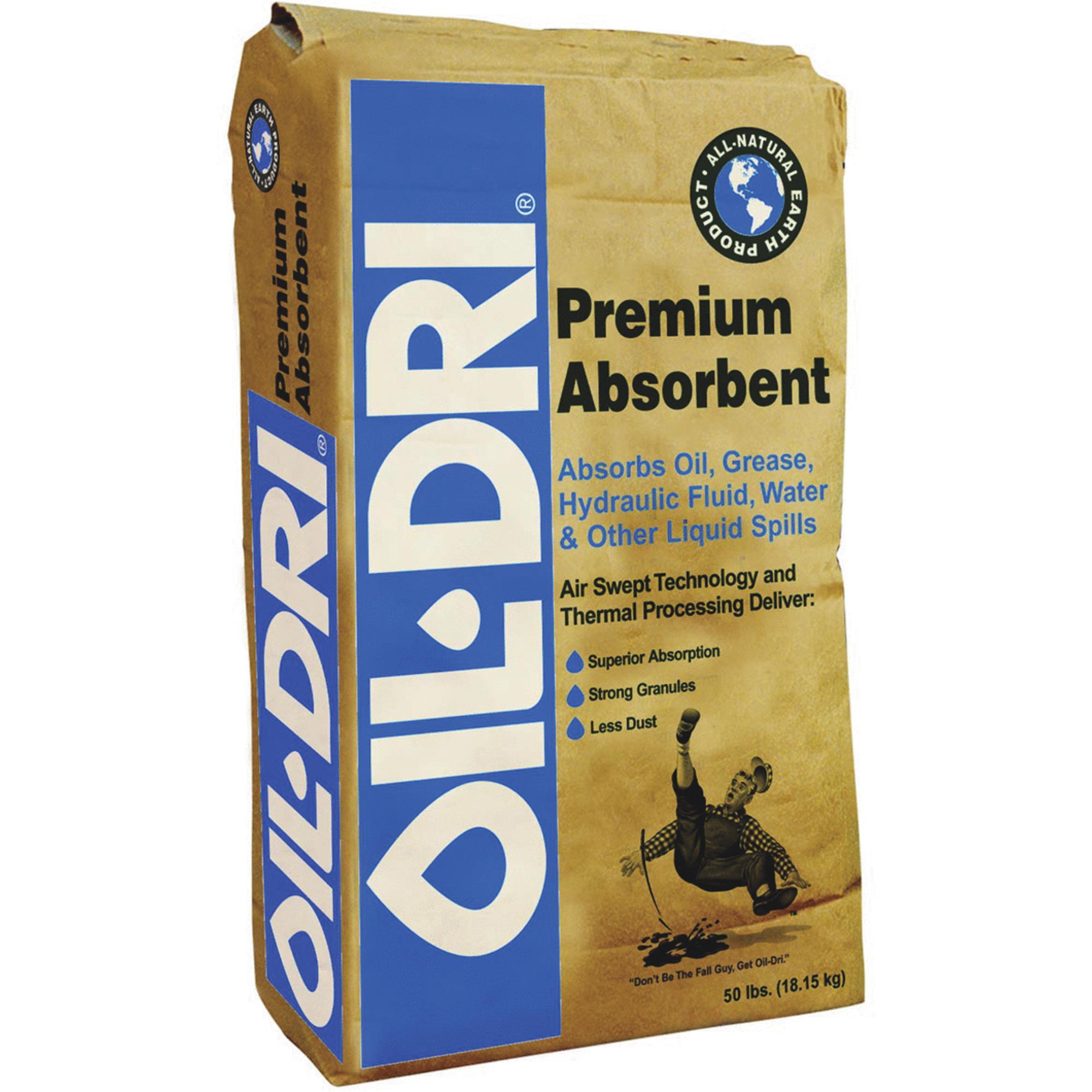 Oil Dri Oil Absorbent