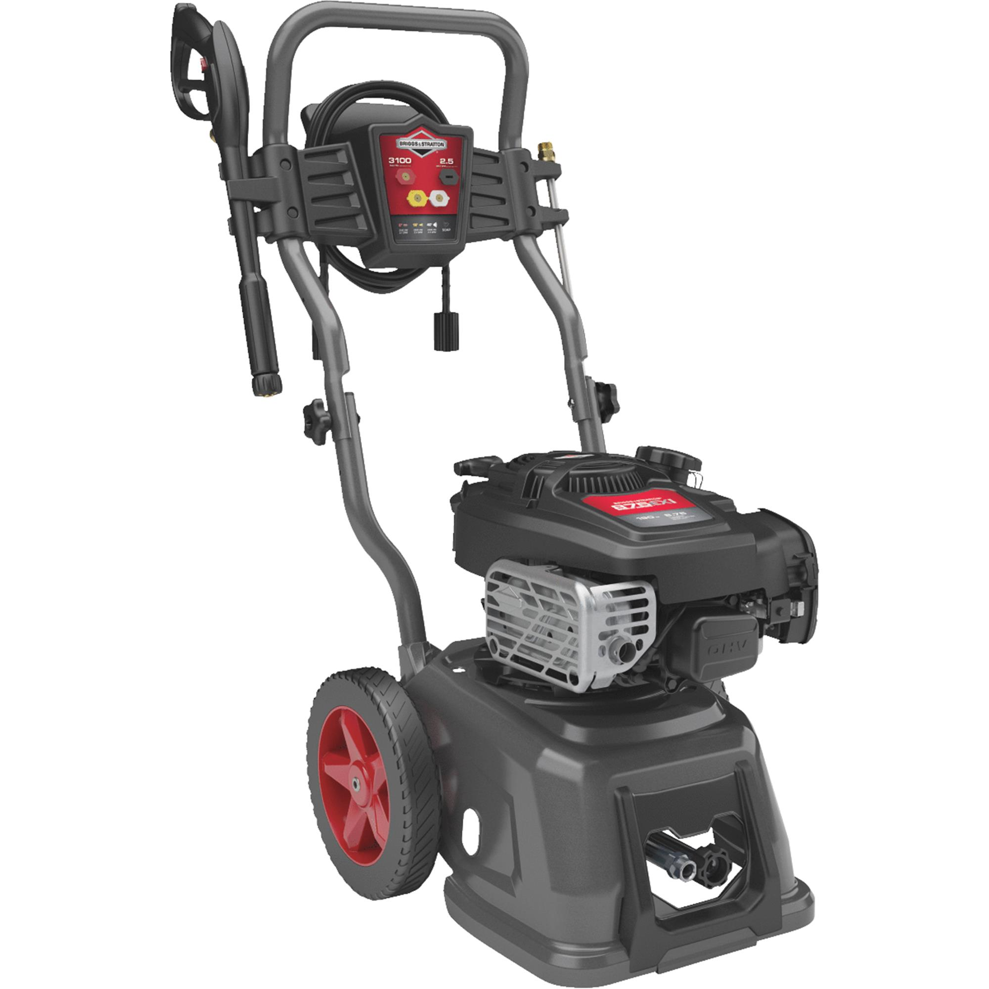 Briggs & Stratton 3100 psi Cold Water Gas Pressure Washer