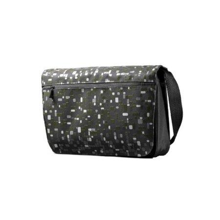 - iSkin Silo Messenger Nylon Bag for MacBook 13 & 15 Inch (Digital Camo)