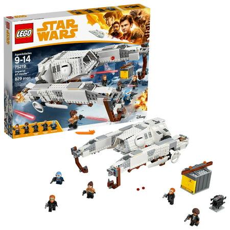 LEGO Star Wars TM Imperial AT-Hauler 75219 Building (Imperial V-wing Starfighter)