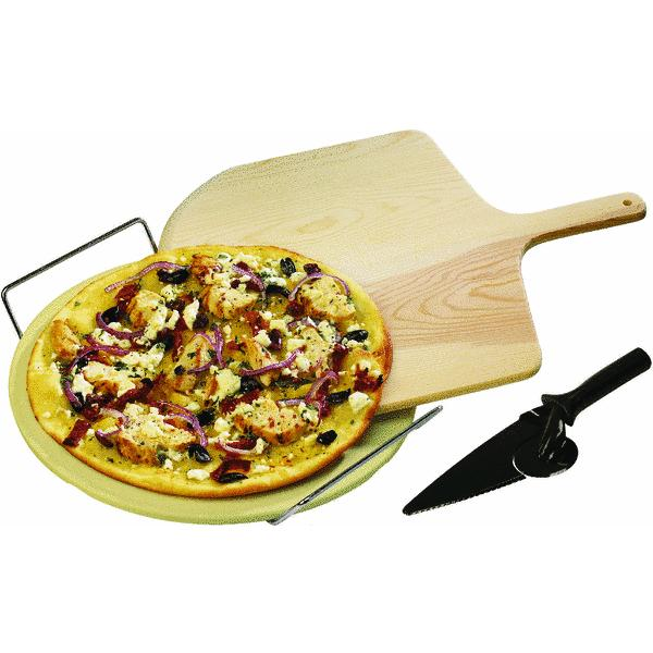 GrillPro Griller Pizza Stone by Onward Manufacturing