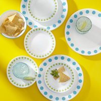 Corelle Livingware South Beach 16-Piece Dinnerware Set