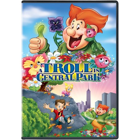 A Troll in Central Park (DVD) (Family Park Halloween)
