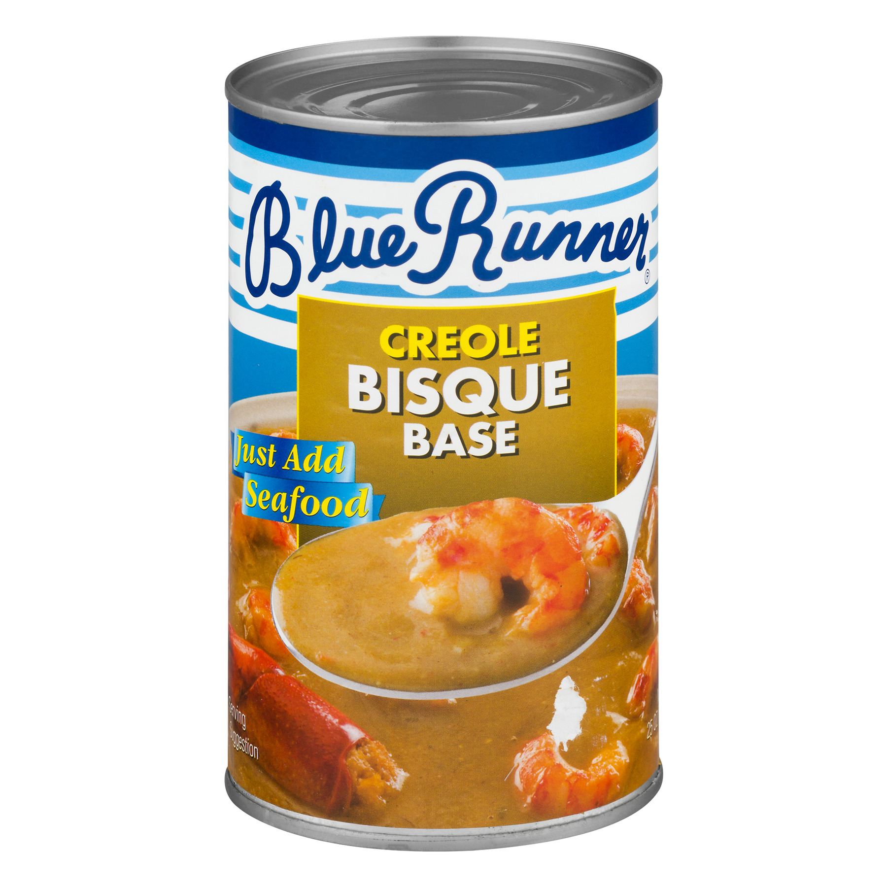 Blue Runner Creole Bisque Base, 25.0 OZ