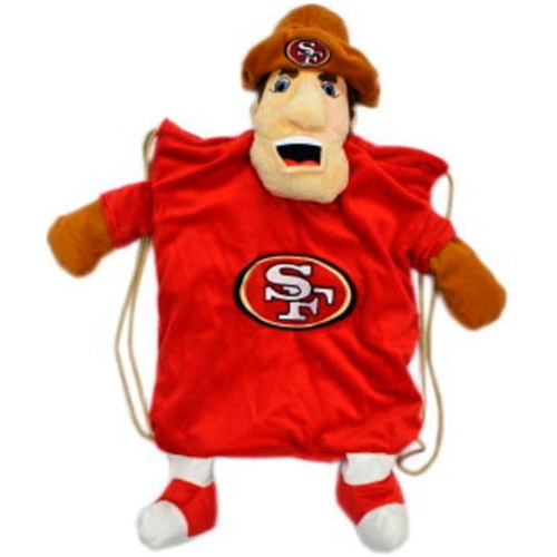 NFL Backpack Pal - San Francisco 49Ers