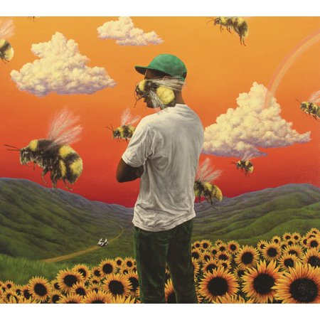 Iso Cd Creator - Flower Boy (CD) (explicit) (Digi-Pak)