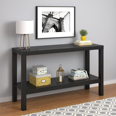 Mainstays Parsons Console Table, Multiple Colors Available