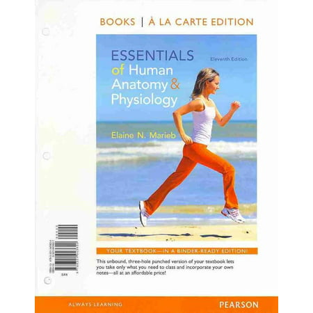Essentials of Human Anatomy and Physiology, Books a la Carte Plus  Masteringa&p with Etext -- Access Card Package