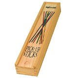 US TOY 41-Piece Pick-Up Sticks Game (Rules For Pick Up Sticks)